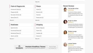 spotfinder templatic avjthemescom 01 - SpotFinder WordPress Theme