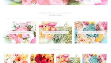 bloom restored316designs wordpress 01 - Restored316Designs Bloom WordPress Theme