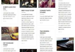 content king shape5 joomla - Content King Joomla Template