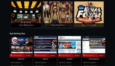 sports betting flytonic wordpress 1 - Sports Betting WordPress Theme