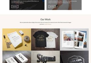 designbiz theme junkie wordpress theme 01 - Designbiz WordPress Theme