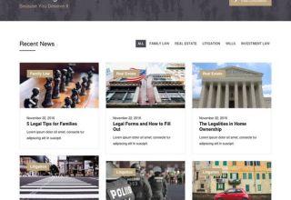 legal lawyer shape5 joomla templates 01 - Legal Lawyer Joomla Template
