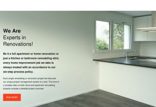 remodel interior design wordpress theme 01 - Remodel WordPress Theme