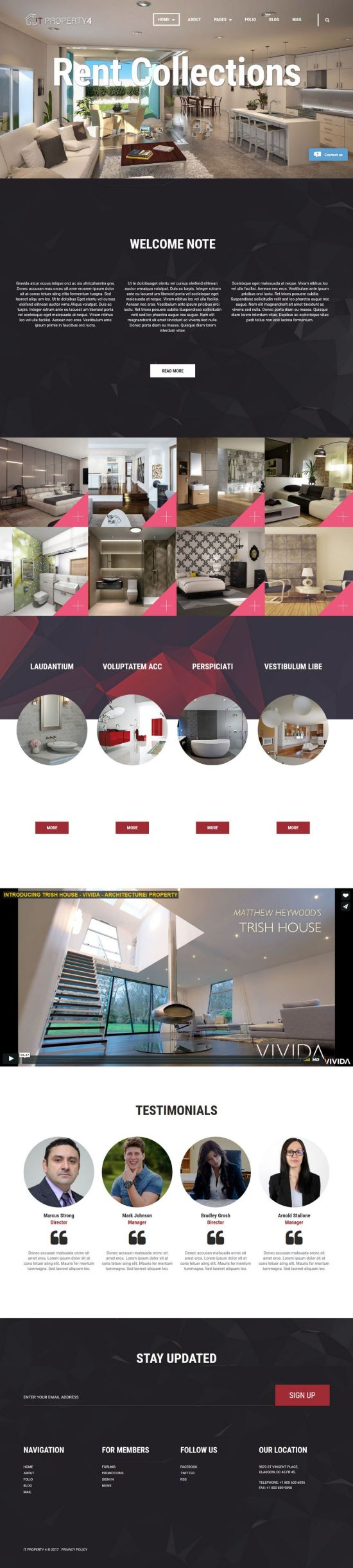 it property icetheme joomla template 01 - IT Property 4 Joomla Template