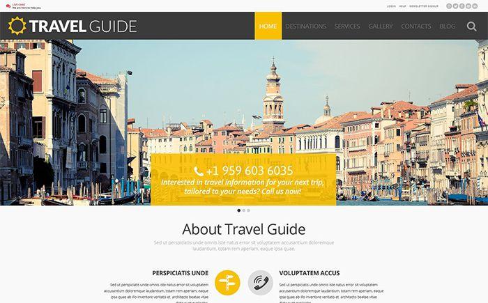 54988 big - Travel Guide WordPress Theme