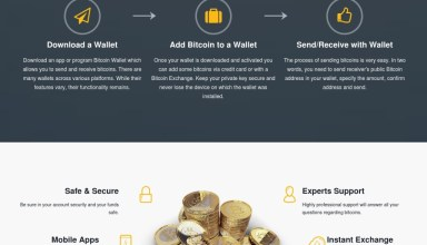 bitunit wordpress bitcoin theme 01 - BitUnit WordPress Theme