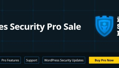 iThemes Security Pro Sale - iThemes Security Pro Sale - 35% Discount