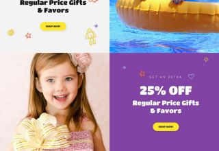 magictoy magento templatemonster template 01 - MagicToy Magento Theme