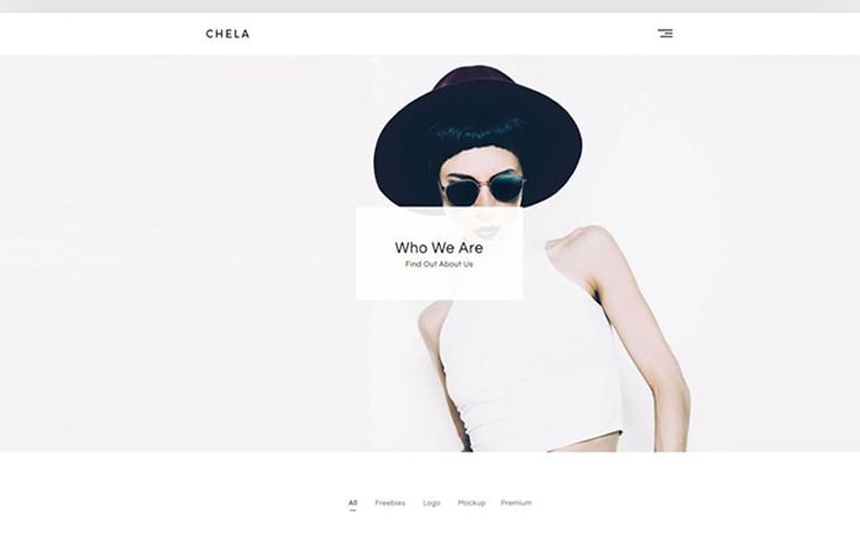 chela wordpress theme 01 - chela-wordpress-theme-01