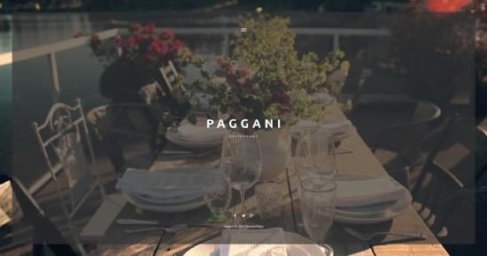 FoodMusic: Café and Restaurant Responsive WordPress Website