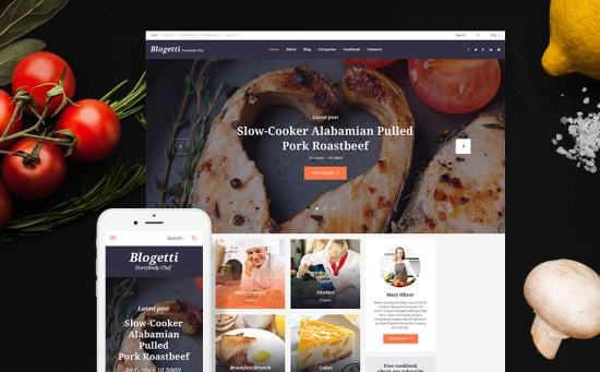 58395 big - 17 Mouthwatering Food & Restaurant WordPress Themes