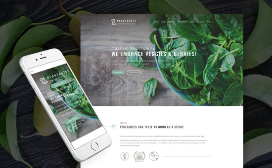 64052 big - 17 Mouthwatering Food & Restaurant WordPress Themes