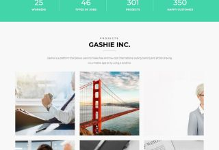 interous wordpress theme 01 - Interious WordPress Theme