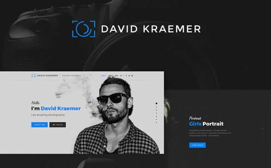 66972 big - 15 Newest WordPress Themes For Photographers and Designers