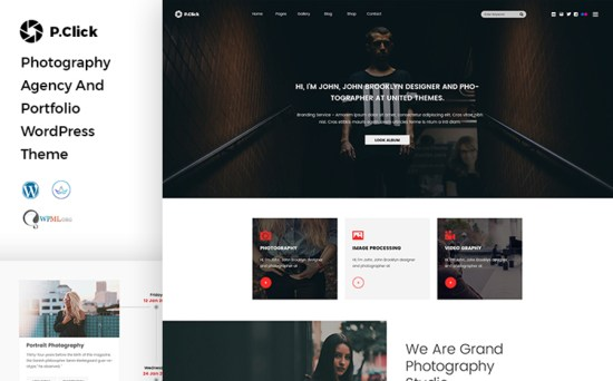 67384 big - 15 Newest WordPress Themes For Photographers and Designers