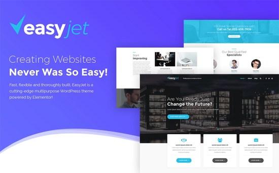 Simple and Multiuse WordPress Theme