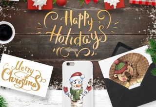 65933 big - Christmas Holidays Are Coming: Get a Bunch of Design Resources to Decorate Your Website