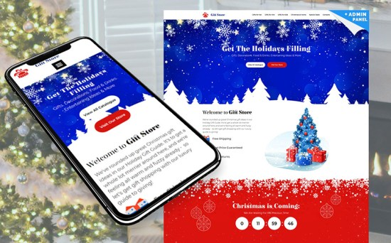73785 big - Christmas Holidays Are Coming: Get a Bunch of Design Resources to Decorate Your Website