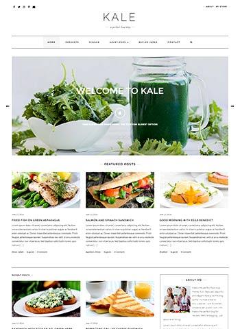 Kale Pro Theme