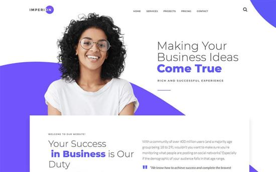 62626 big - 10 Modern WordPress Themes with Revolution Slider to Present the Most Popular Topics