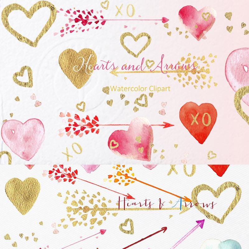 hearts - How to Show Affection More Effectively Using 10+ Templates for Valentine's Day