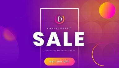 elegant themes march 2019 01 - 20% Off On Elegant Themes (March 2019)
