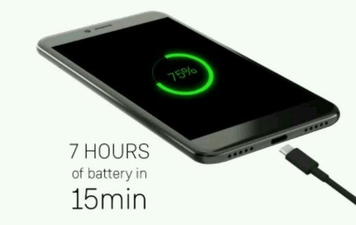 Flipkart Billion Capture + battery