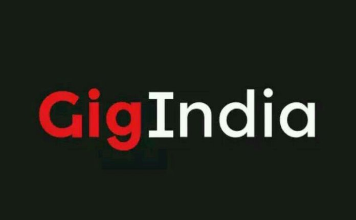 GigIndia refer and earn