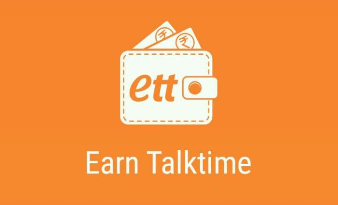 Earn Talktime app download get free recharge