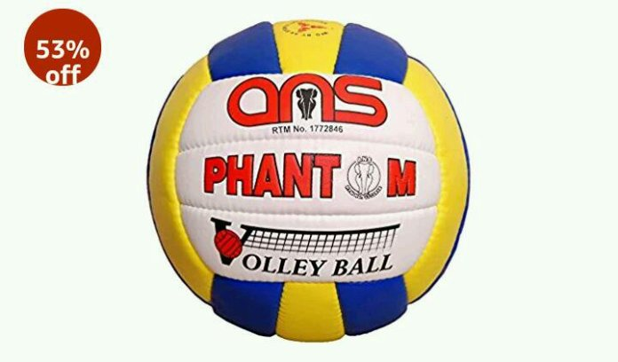 Auxter Phantom volleyball at Discount price on Amazon