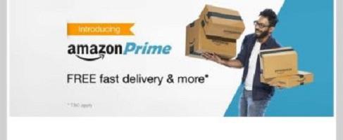 free amazon prime membership