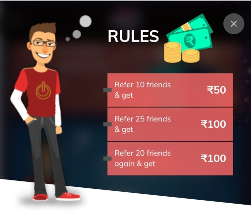 Perfect Lineup - Refer And Earn Free Paytm Cash + Play And Win