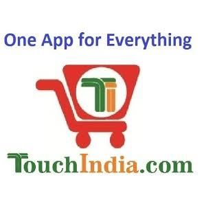 Touchindia Free Recharge App - Get Rs.10 Free Recharge on Signup