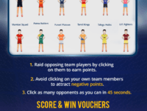 Big Bazaar Kabaddy Game - Win Free Rs.100 Future Pay Wallet Credit