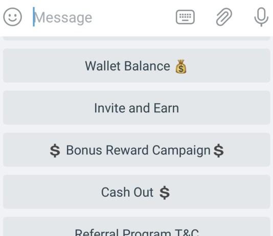 telegram paytm loot