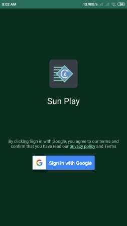 sun play app ltc loot