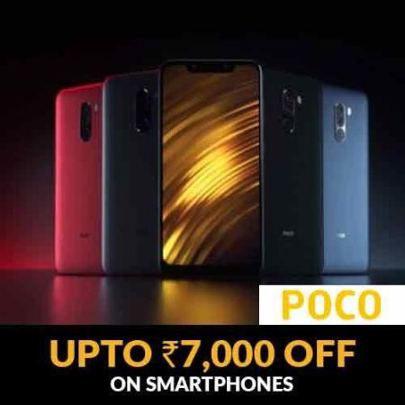 flipkart big shopping days sale - buy poco f1