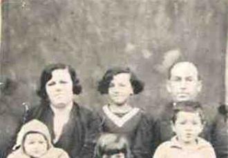 Fotoğraf: Şalom, 1934 Trakya olayları: Bir aile dramı!