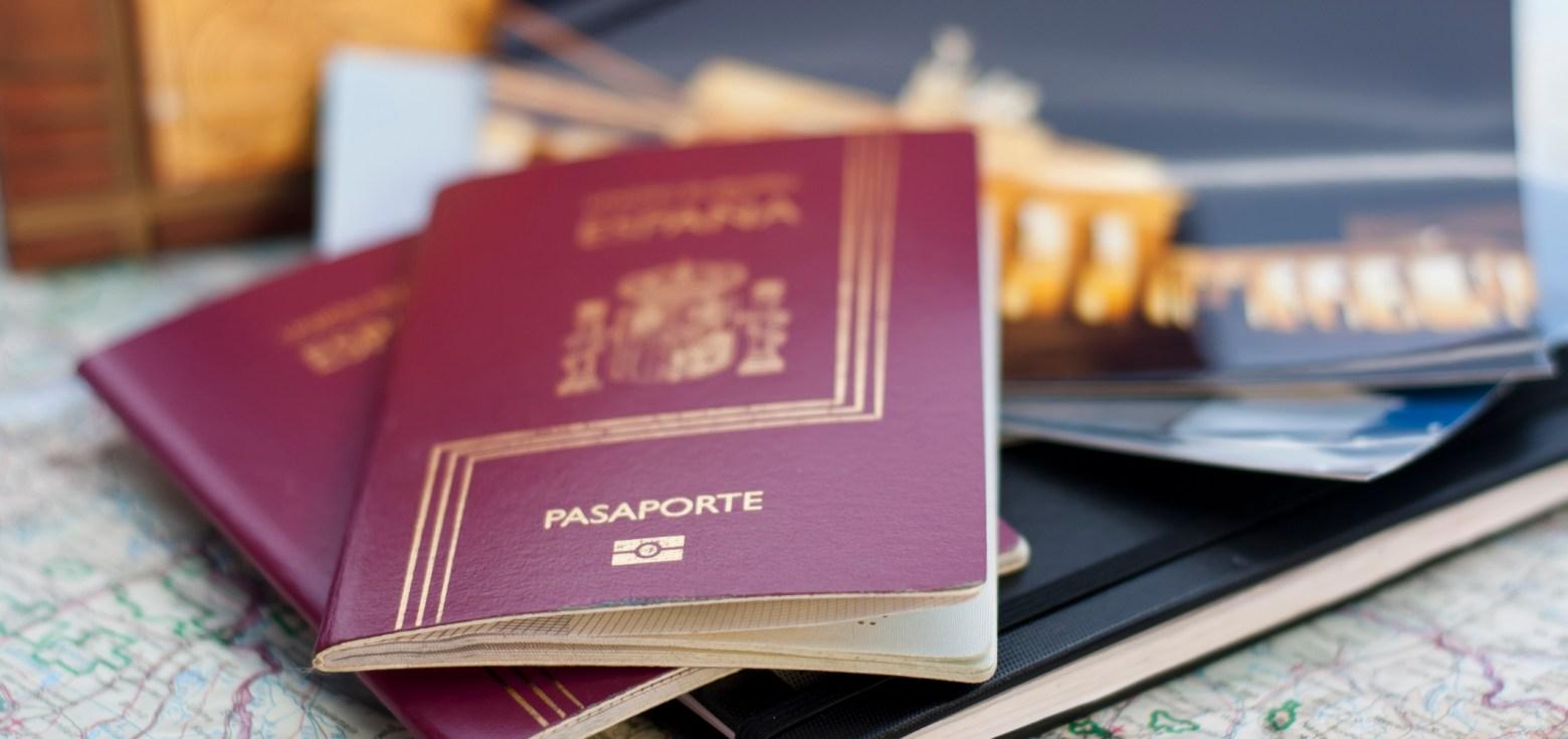 внутрениий паспорт