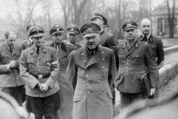 Almanya Bir Skandalla çalkalanıyor Adalet Bakanlığı Nazi Artıkları