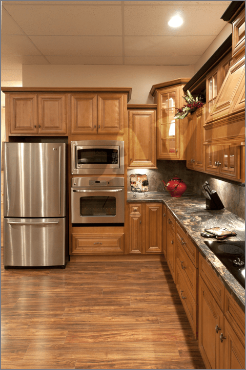Kitchen Cabinets  MapleBirch Series  AVL Trading LLC