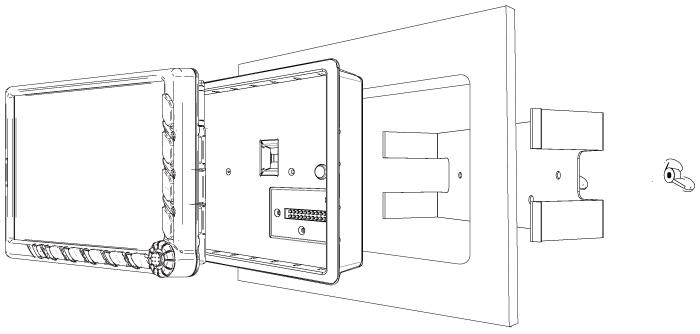 AvMap Avionics system: Cockpit Docking Station