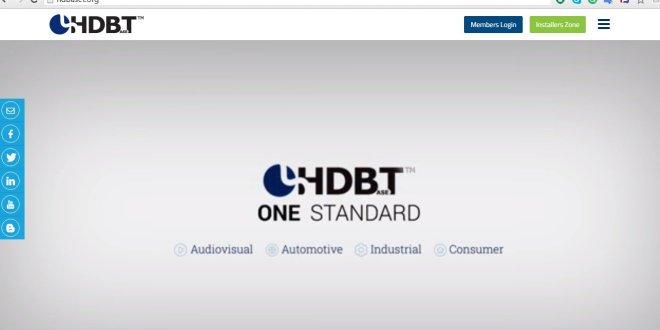 אתר חדש HDBaseT