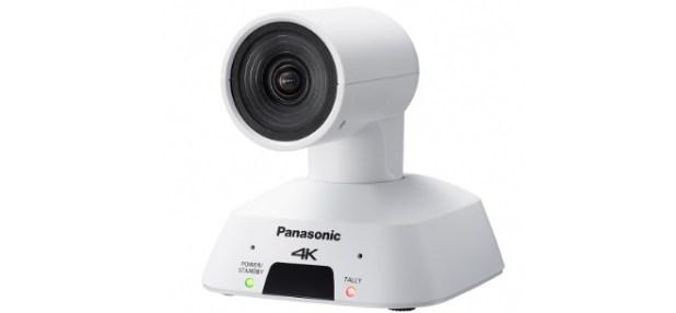 פנסוניק השיקה מצלמת PTZ חדשה עם זווית צילום רחבה במיוחד ותמיכה ב-4K, AVmaster