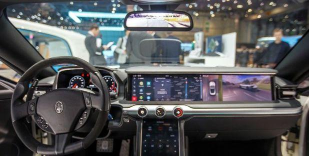 תא הנהג הדיגיטלי של HARMAN וסמסונג בדרך לשנות את חוויית הנסיעה ברכב, AVmaster