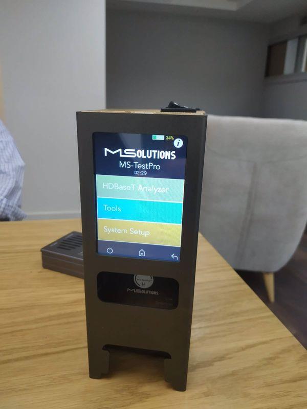 חברת MSolutions הודיעה על זמינות מודול נוסף לתמיכה בשידור וידאו על גבי רשת, AVmaster