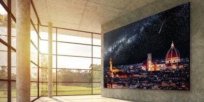 LG תשיק בקרוב את טלוויזית ה MicroLED הראשונה שלה, AVmaster