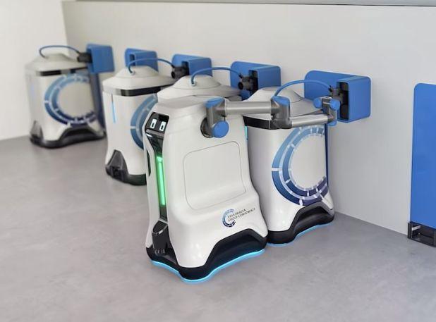 הקובוט של UR ׳יתדלק׳ את  המכוניות החשמליות של פולקסווגן, AVmaster