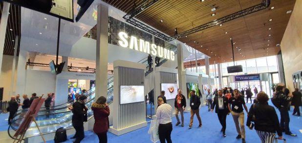 סמסונג הודיעה שלא תשתתף ב ISE 2021 בברצלונה, AVmaster