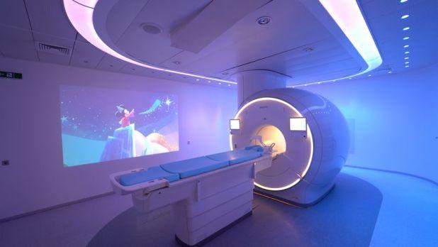 פיליפס ודיסני משתפות פעולה במטרה להקל על בדיקות MRI לילדים, AVmaster